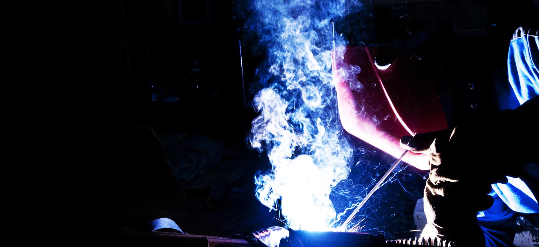 Professional Welding Services - Slider Image 1