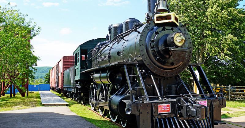 Steam Engine Welding